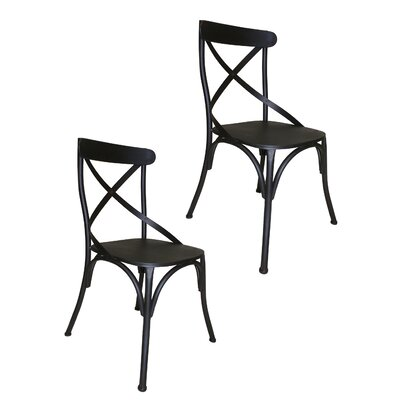 Pangea Home Dylan Side Chair (Set of 2)