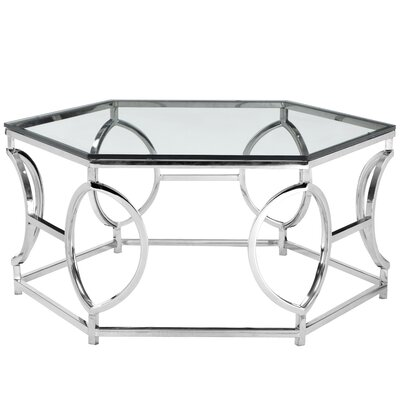 House of Hampton Morrison Coffee Table