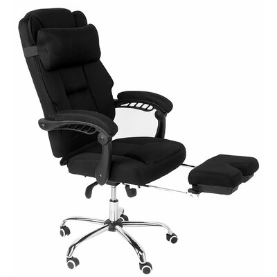 Merax High-Back Mesh Executive Office Chair with Footrest
