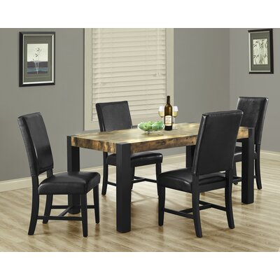 Monarch Specialties Inc. 5 Piece Dining Set