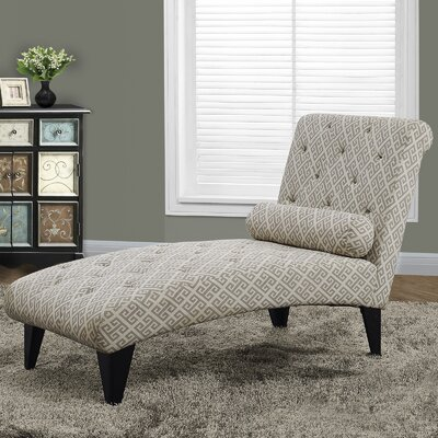 Monarch Specialties Inc. Maze Chaise Lounge