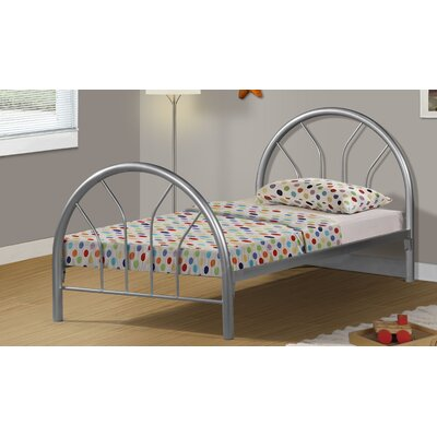 Monarch Specialties Inc. Twin Slat Bed