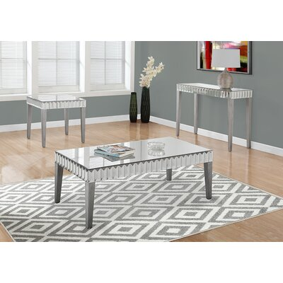 Monarch Specialties Inc. Coffee Table Set