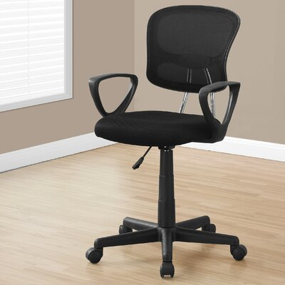 Monarch Specialties Inc. Mid-Back Mesh Office Chair