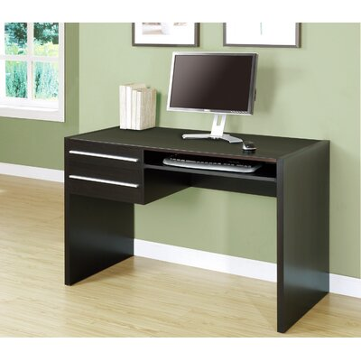 Monarch Specialties Inc. Computer Desk with 2 Drawers