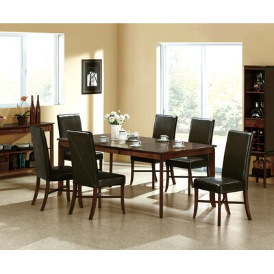 Monarch Specialties Inc. Extendable Dining Table