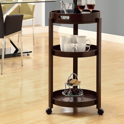 Monarch Specialties Inc. Wellington Serving Cart
