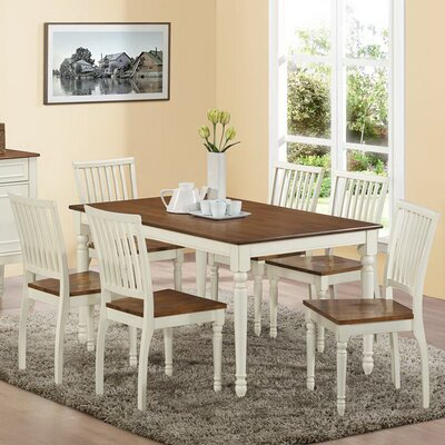 Beachcrest Home Bellvue 7 Piece Dining..