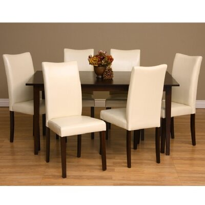 Warehouse of Tiffany Shino 7 Piece Dining Furniture Set