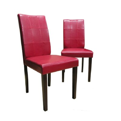 Warehouse of Tiffany Evellen Parsons Chair (Set of 4)