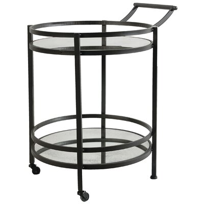 A&B Home Jerome Shelf Cart