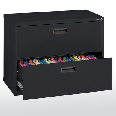 Sandusky Cabinets 400 Series 2-Drawer  Fi..