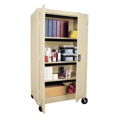 Sandusky Cabinets Transport 2 Door Storag..