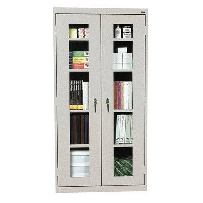 Sandusky Cabinets Classic Series 2 Door Storage Cabinet