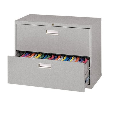 Sandusky Cabinets 600 Series 2-Drawer  Fi..