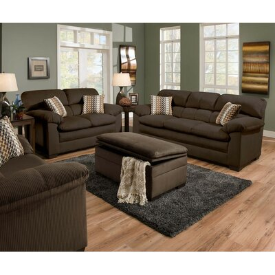 Simmons Upholstery Lakewood Living Room Collection