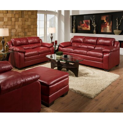 Simmons Upholstery Soho Living Room Collection