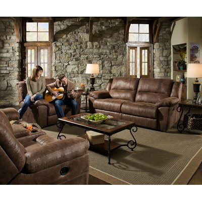 Simmons upholstery phoenix mocha living room collection for Front room furniture sets