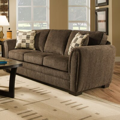 Simmons Upholstery Lucas Hide-A-Bed Sleeper Sofa