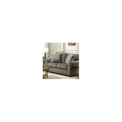 Three Posts Simmons Upholstery Kingsbury Loveseat