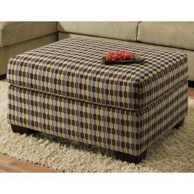 Red Barrel Studio Simmons Upholstery Brownridge Ottoman