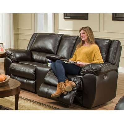 Latitude Run Lena Motion Loveseat by Simmons Upholstery