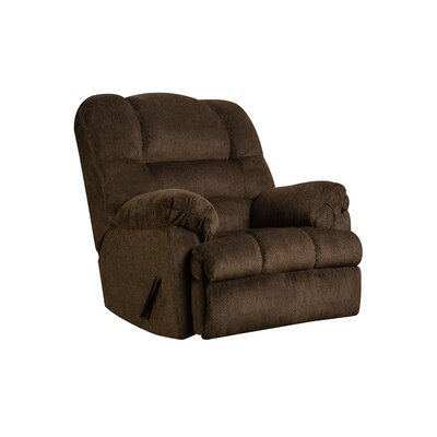 Red Barrel Studio Merion Mocha Rocker Recliner