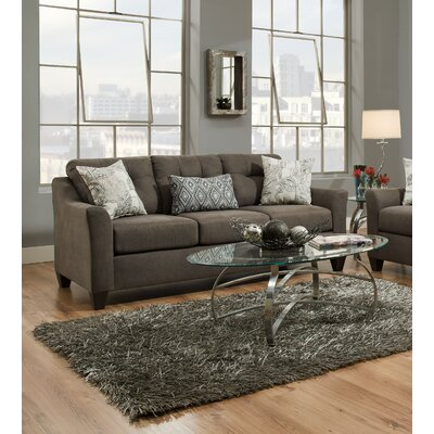 Simmons Upholstery Encino Hide-A-Bed Sleeper Sofa