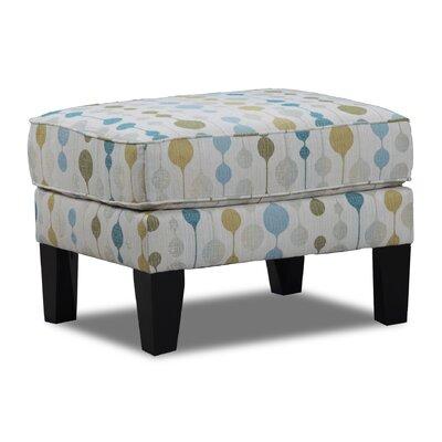Brayden Studio Simmons Upholstery Southdown Ottoman