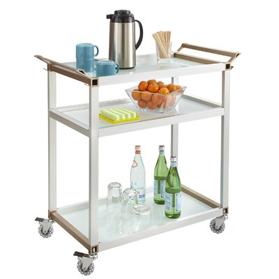 Safco Products Company Serving Cart