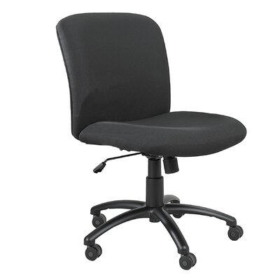 Safco Products Company Uber Big and Tall Mid-Back Office Chair Image