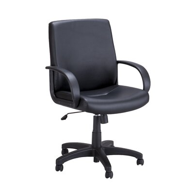 Safco Products Company Poise Mid-Back Executive Chair