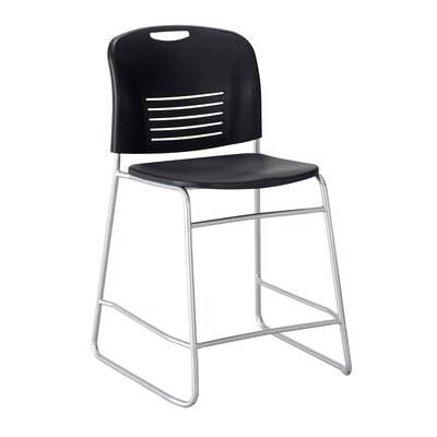 Safco Products Company Vy? Mid-Back Conference Chairs with Seat