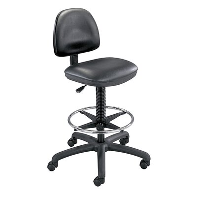 Safco Products Company Precision Extended Height Drafting Chair