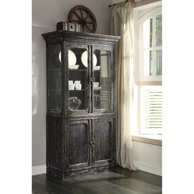 August Grove Rafeala China Cabinet