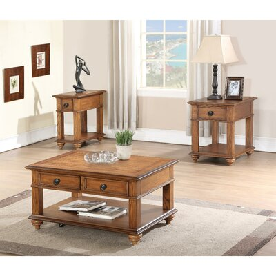 Riverside Furniture Allegheny Coffee Table Set