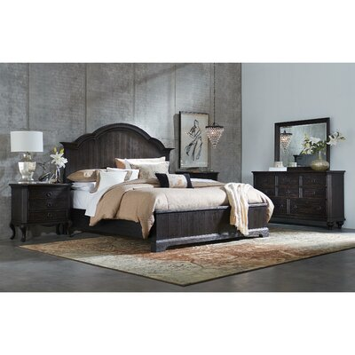 August Grove Rafeala Panel Customizable Bedroom Set