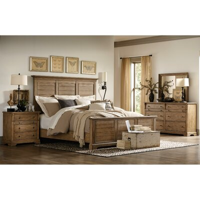 Riverside Furniture Sherborne Panel Customizable..