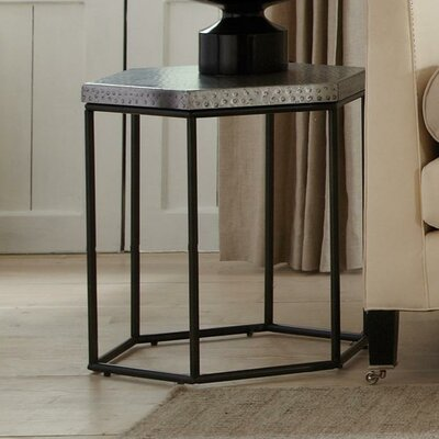 Riverside Furniture Lyric Hexagon End Table