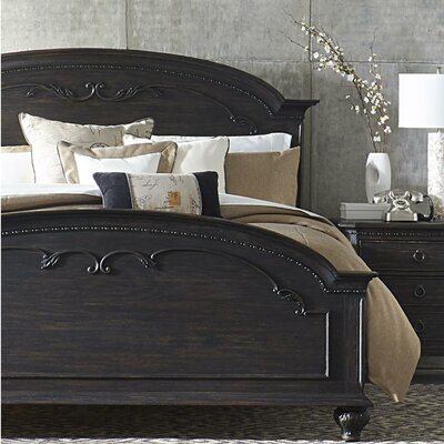 August Grove Rafeala Panel Bed