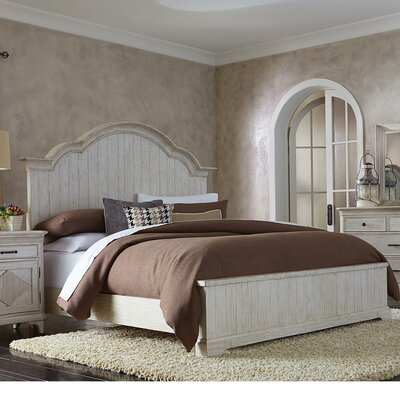One Allium Way Jonquille Panel Bed