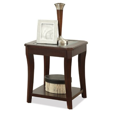 Riverside Furniture Bancroft End Table Amp Reviews Wayfair