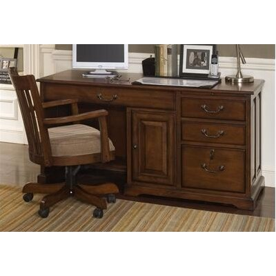 Darby Home Co Sidell Large Credenza Desk Image