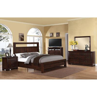 Riverside Furniture Riata Panel Customizable Bedroom Set