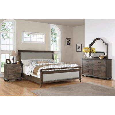 Rosalind Wheeler Beckles Queen Sleight Customizable Bedroom Set