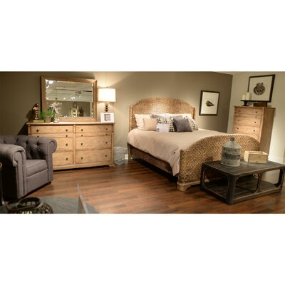 Riverside Furniture Sherborne Panel Customizable..