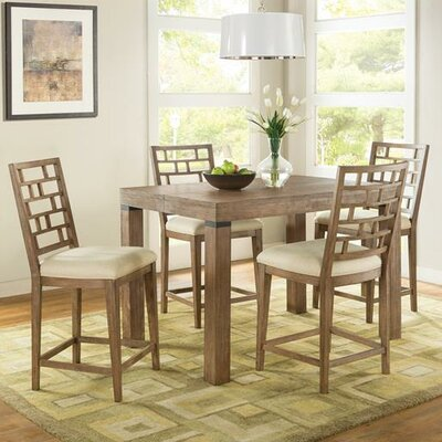 August Grove Lyons Counter Height Dining Table
