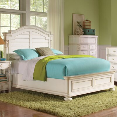 Beachcrest Home Vassar Panel Customizable Bedroom Set