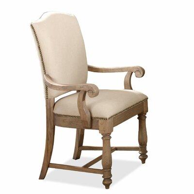 One Allium Way Coolidge Arm Chair (Set of 2)