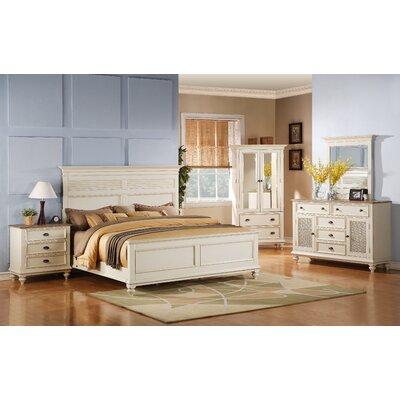 One Allium Way Coolidge Panel Customizable Bedroom Set